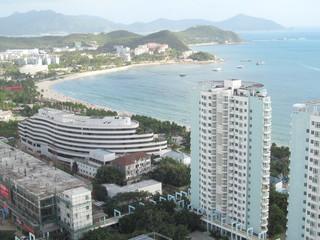 Sayna seaside, Hainan Island