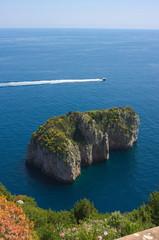 Inselparadies-XIV-Capri-Italien