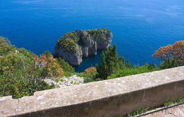 Inselparadies-XV-Capri-Italien