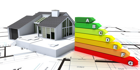 Energy efficient home construction