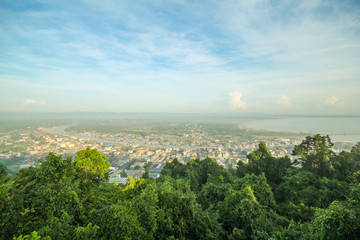 Mut Sea Mountain Viewpoint Chumphon Thailand