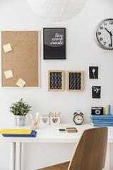 Modern study space