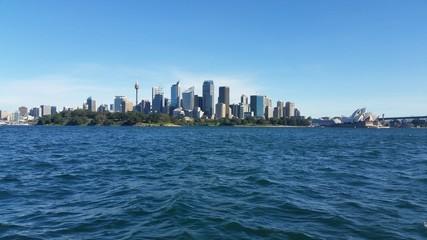 Fototapete - Sydney city
