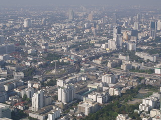 Бангкок с высоты 2