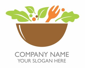 salad healthy food image vector