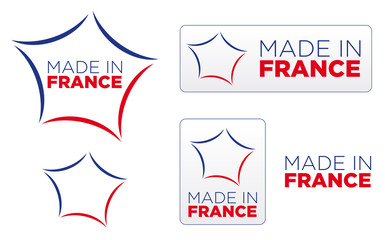 logo gratuit made in france