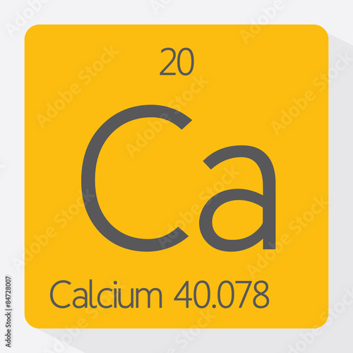 Periodic Table Calcium Stock Image And Royalty Free Vector Files On