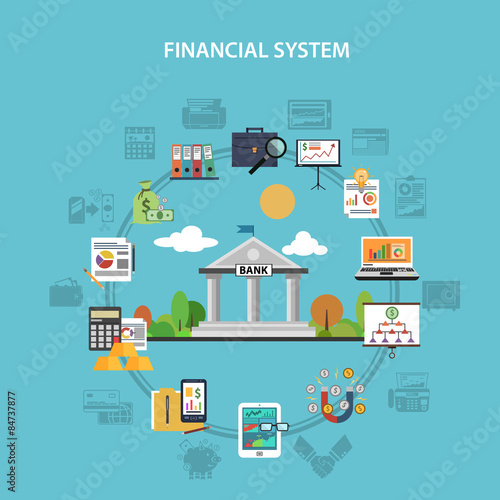 concept of financial system A number of economic concepts and techniques were and that a faith-based system is not automatically immune to the vagaries of the financial system.