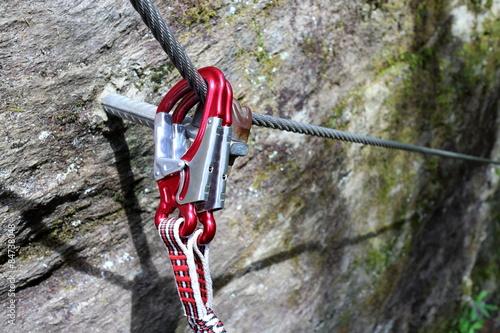 Klettersteigset Xxl Sport : Climbing technology hook it klettersteigset