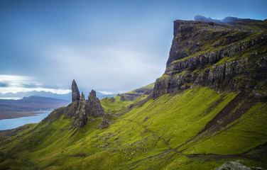Wall Mural - The Old Man of Storr, Isle of Skye, Scotland, UK