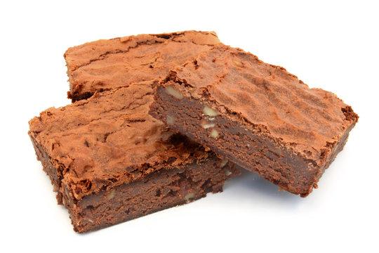 Brownies aux noix de pécan / Pecan Brownies