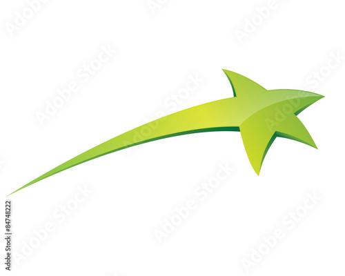shooting star logo stock image and royalty free vector files on rh fotolia com shooting star logo images shooting star logo clip art