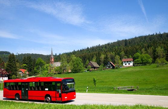 Herrenwies im Schwarzwald