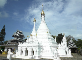 Phra That Doi Kong Mu