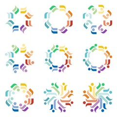Abstract Vector Design Graphic Logotype Idea