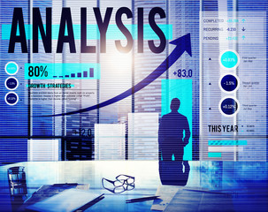 Analysis Business Planning Communication Concept
