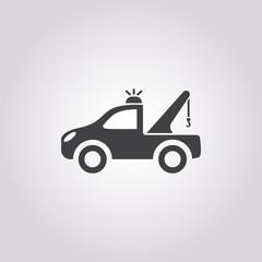 modern auto repair icon