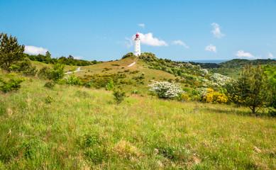 Leuchtturm Dornbusch - Insel Hiddensee