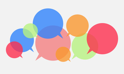 Speech Bubble New Design