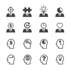 business idea icons