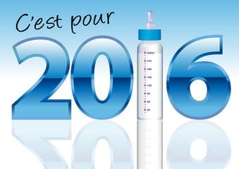 2016_faire-part de naissance_Garçon