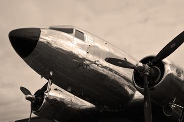 Avion DC3 Vintage