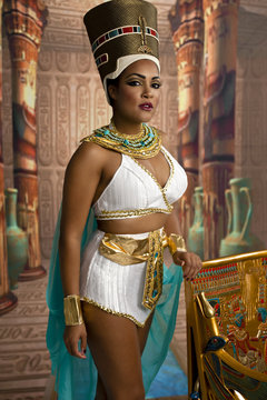 Queen Nefetari