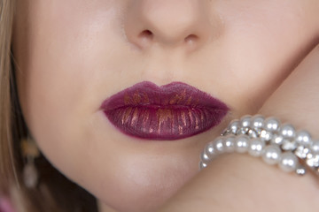 make-up moda