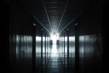 Silhouette Corridor