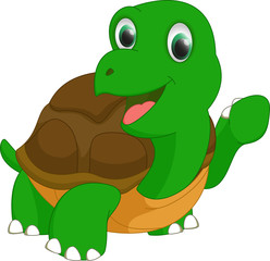 happy turtle cartoon