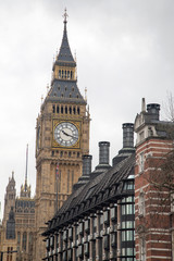UK - London - Big Ben