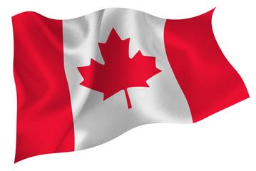 カナダ  国旗 旗