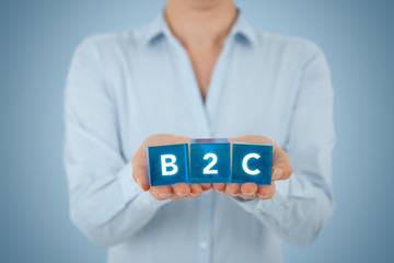 B2C business to consumer