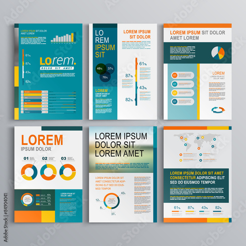 Microsoft publisher infographic template