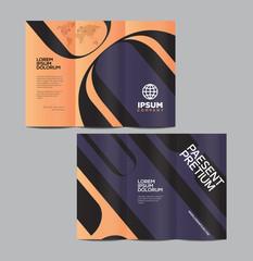 Vectir graphic elegant business brochure design for your company