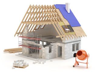 House build 3D
