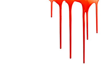 how to draw blood oozing