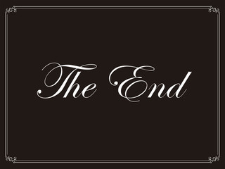 THE END MARCO NEGRO