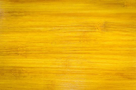 Yellow wood background