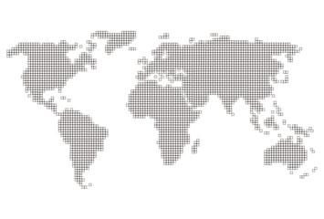 世界 地図 アイコン