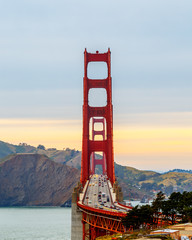 Wall Mural - San Francisco Golden Gate Bridge
