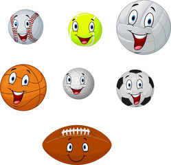 Cartoon collection ball