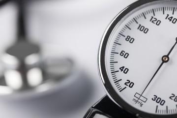 Blood Pressure Gauge, Physical Pressure, Emotional Stress.