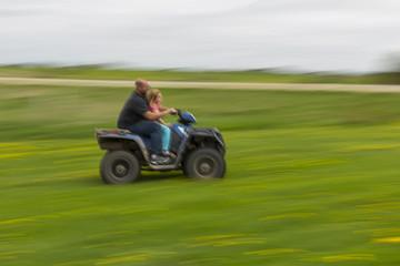 Four Wheeling Fun