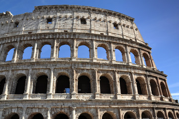 Great Colosseum (coliseum), Rome, Italy