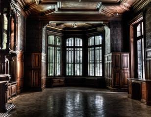 Raum im Geisterhaus