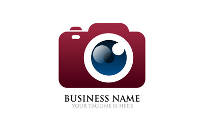 Eye Camera Photography Logo