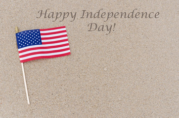 Happy Independence Day USA background