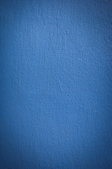 dark blue wall with paint,Abstract background