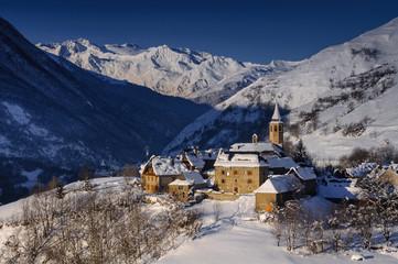Unha, Valle de Arán / Vall d'Aran (Pirineos, Pyrenees)